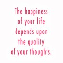Happy Thoughts…