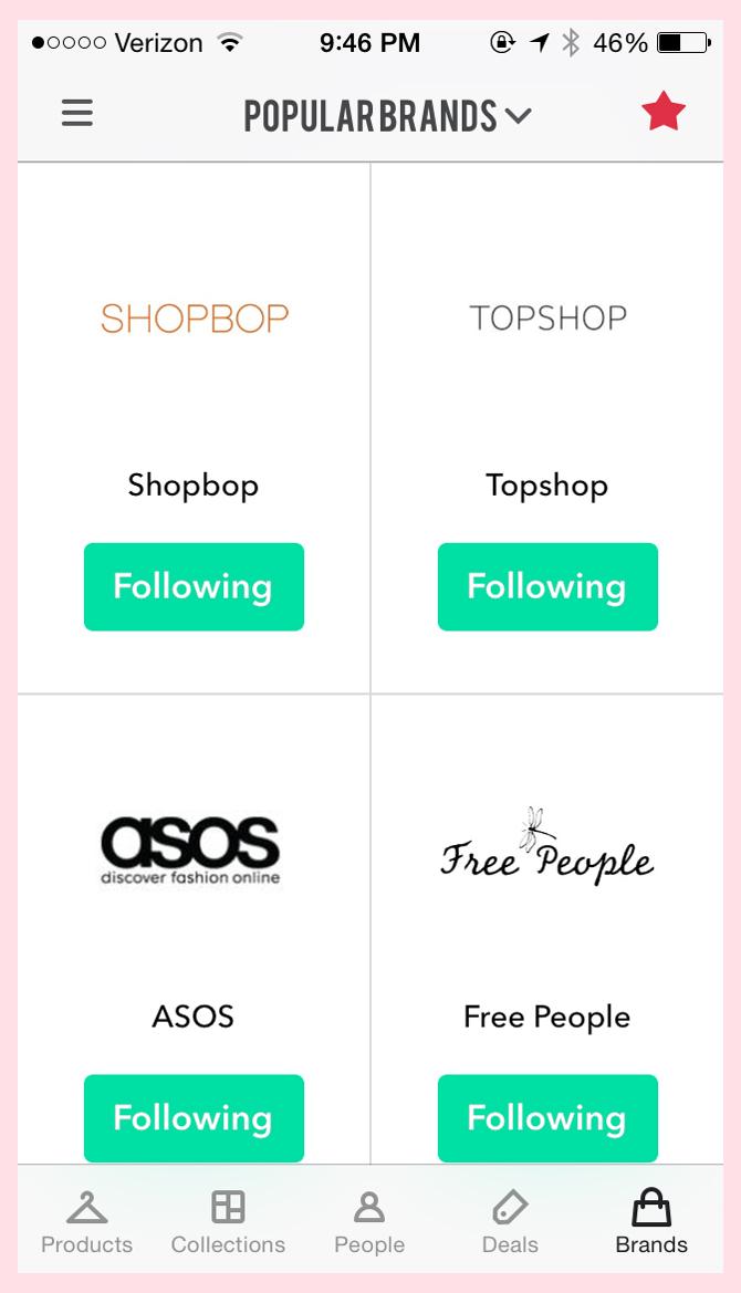 StyleSpotter_follow brands