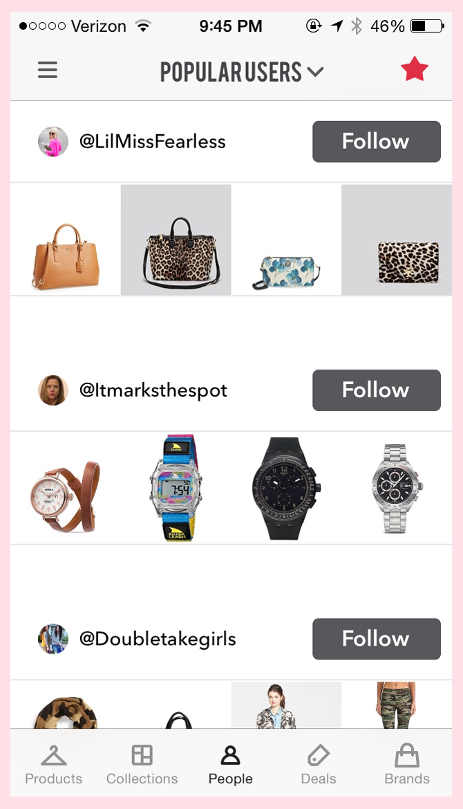 StyleSpotter_popular users