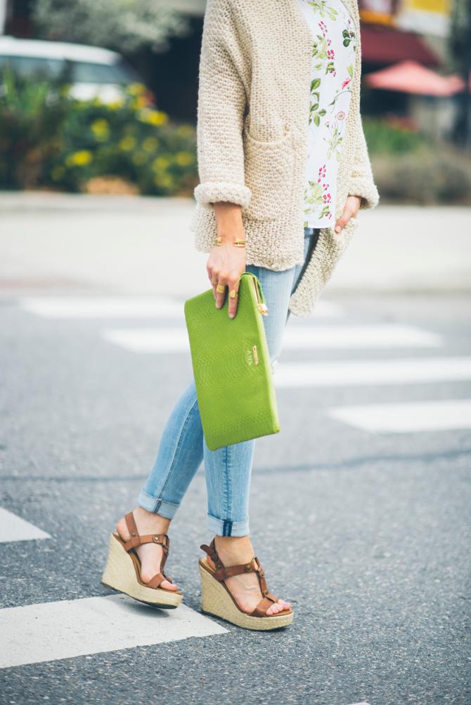 LittleMissFearless_equipment short sleeve blouse green ivy 10