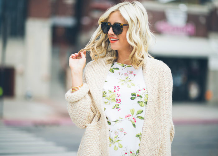 The Perfect Spring Cardigan for Under $30