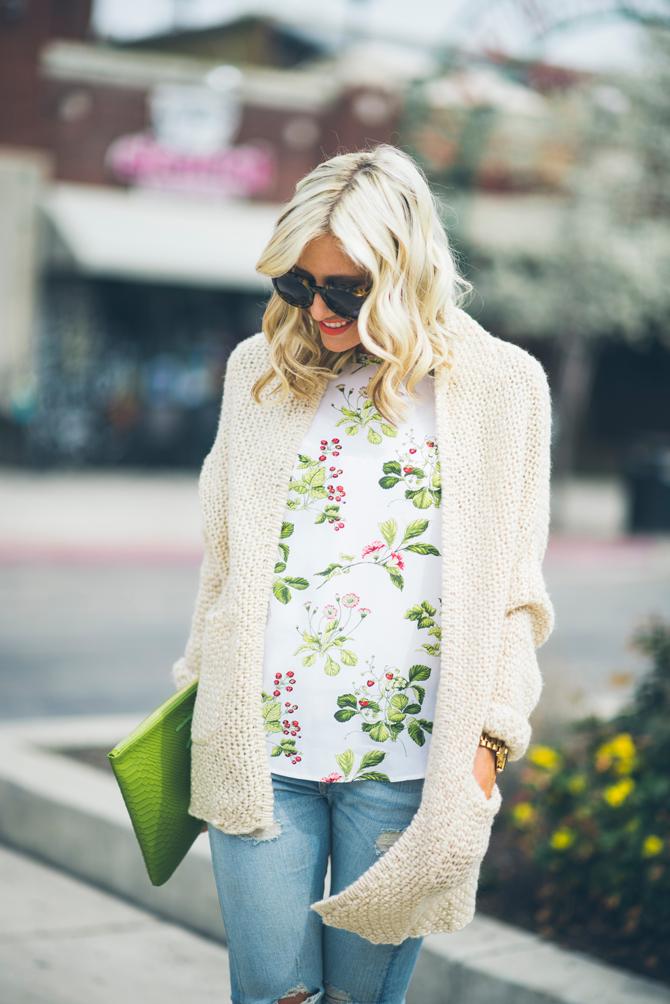 LittleMissFearless_equipment short sleeve blouse green ivy 7