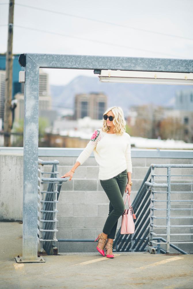 LittleMissFearless_pink valentino inspired heels 1