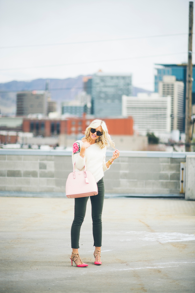 LittleMissFearless_pink valentino inspired heels 2