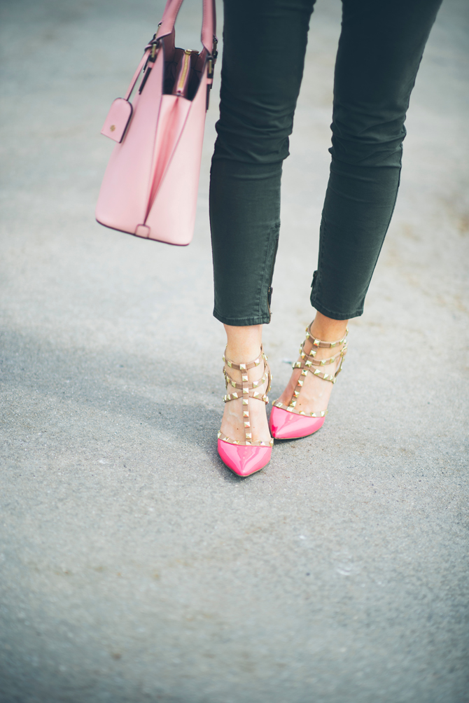 LittleMissFearless_pink valentino inspired heels 3