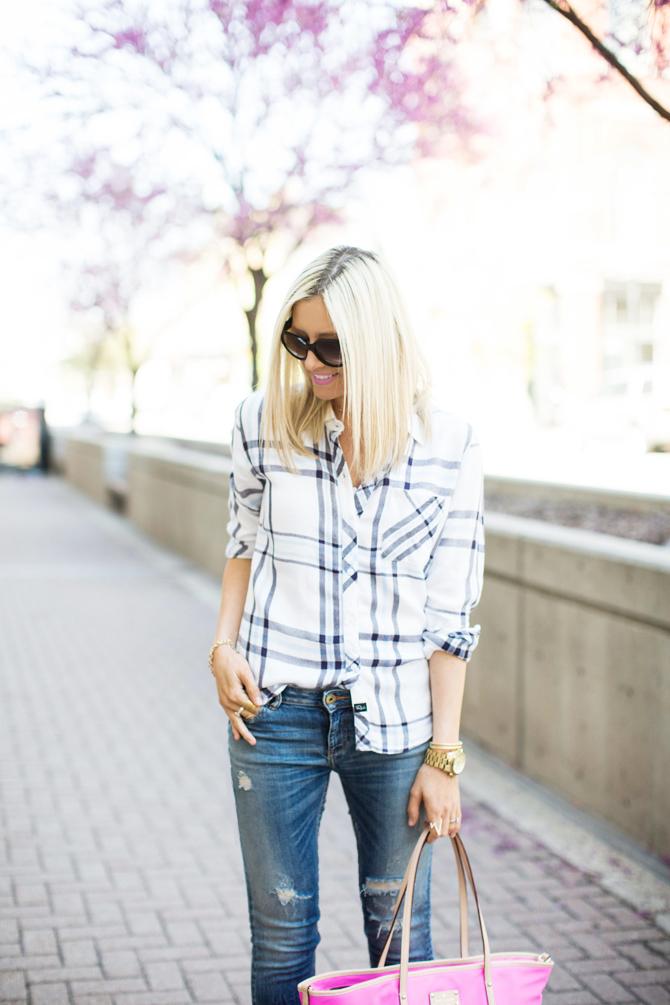 LittleMissFearless_rails shirt light blue sandals 5