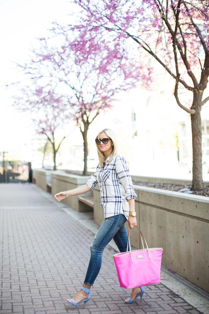 LittleMissFearless_rails shirt light blue sandals 9