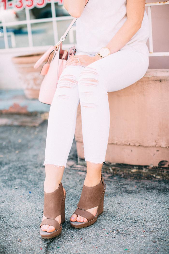 LittleMissFearless_white jbrand jeans 2