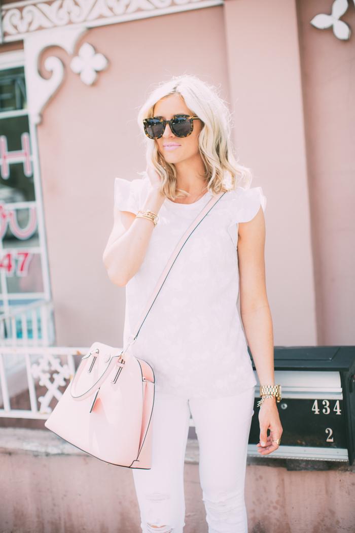LittleMissFearless_white jbrand jeans 3