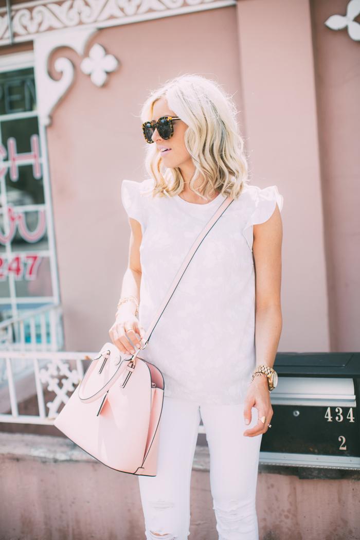 LittleMissFearless_white jbrand jeans 4