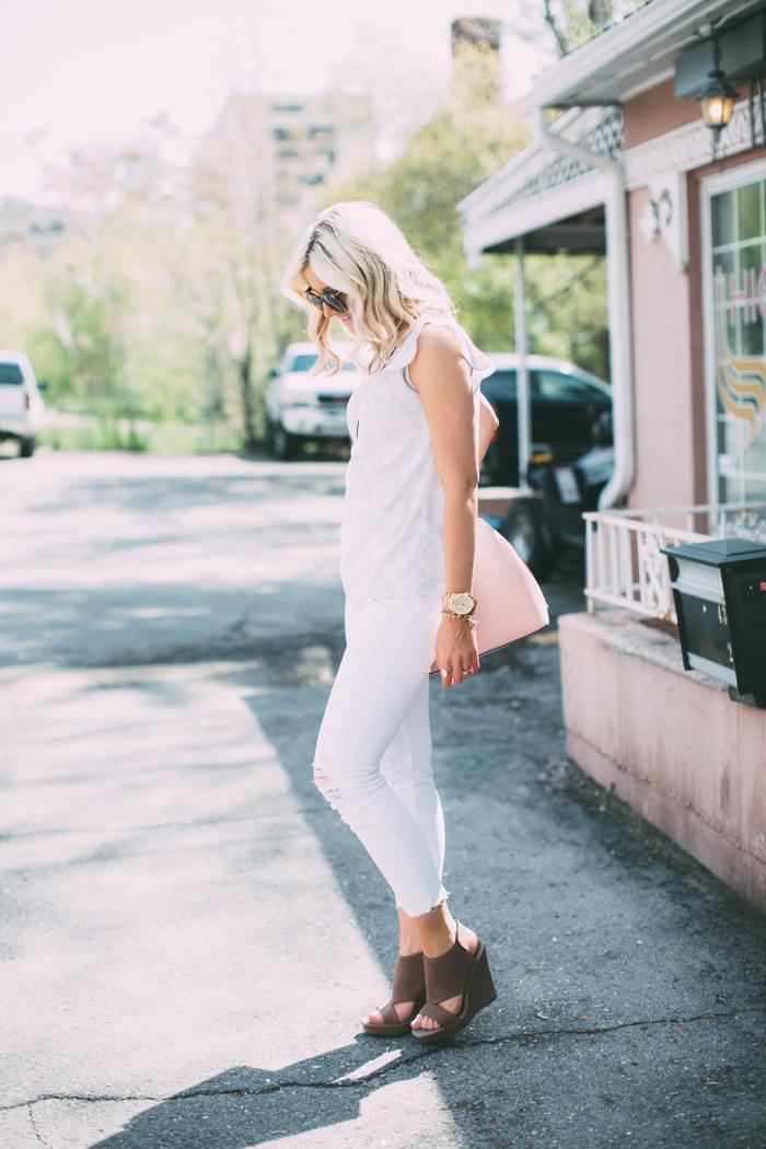 LittleMissFearless_white jbrand jeans 5