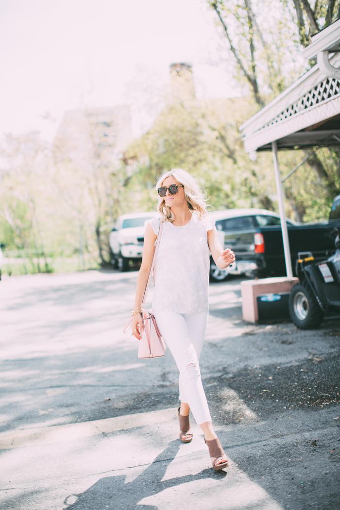LittleMissFearless_white jbrand jeans 7