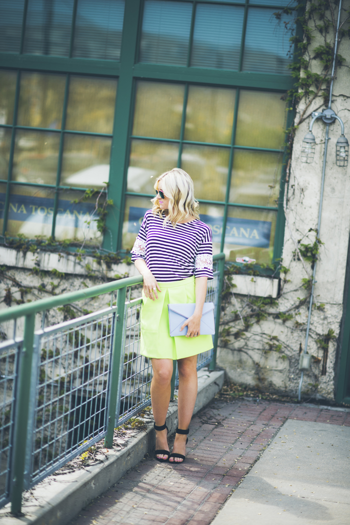 LittleMissFearless_what to wear with neon green 5