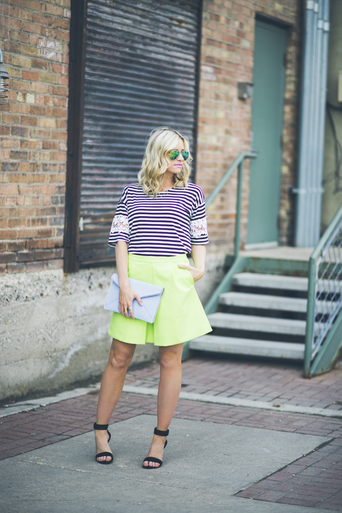 LittleMissFearless_what to wear with neon green 7