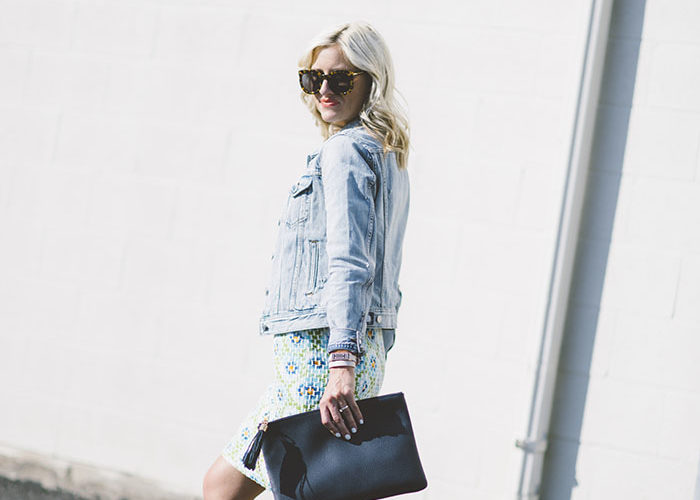 Dressed for Summer with Maggy London