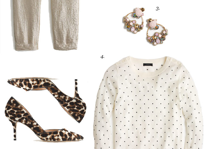 Fearless Faves: J.Crew New Arrivals