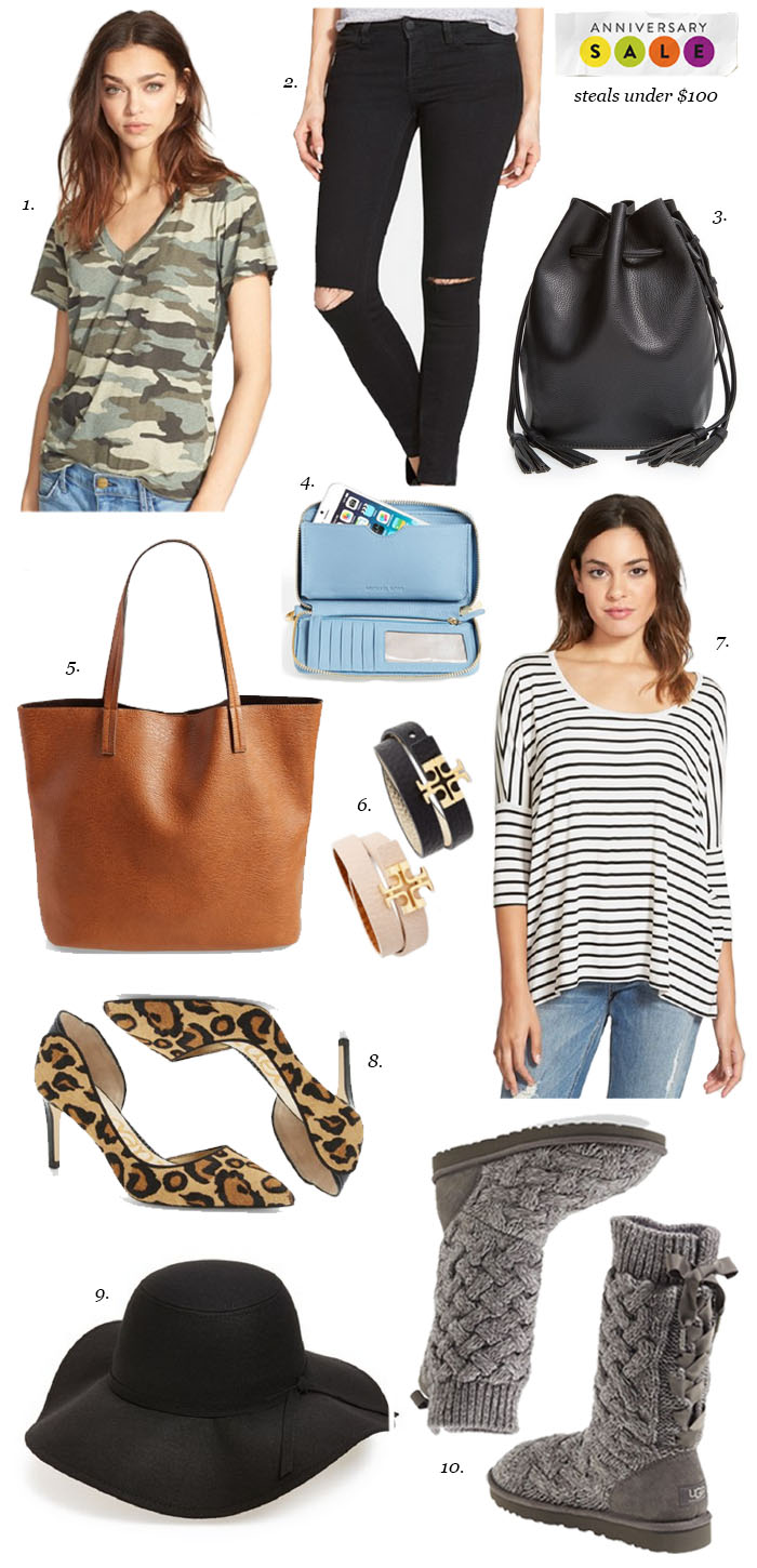 LittleMissFearless_Nordstrom Anniversary Sale 2015 Best Deals Under $100