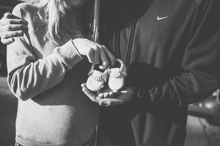 LittleMissFearless_baby-gender-announcement-2016_2bw