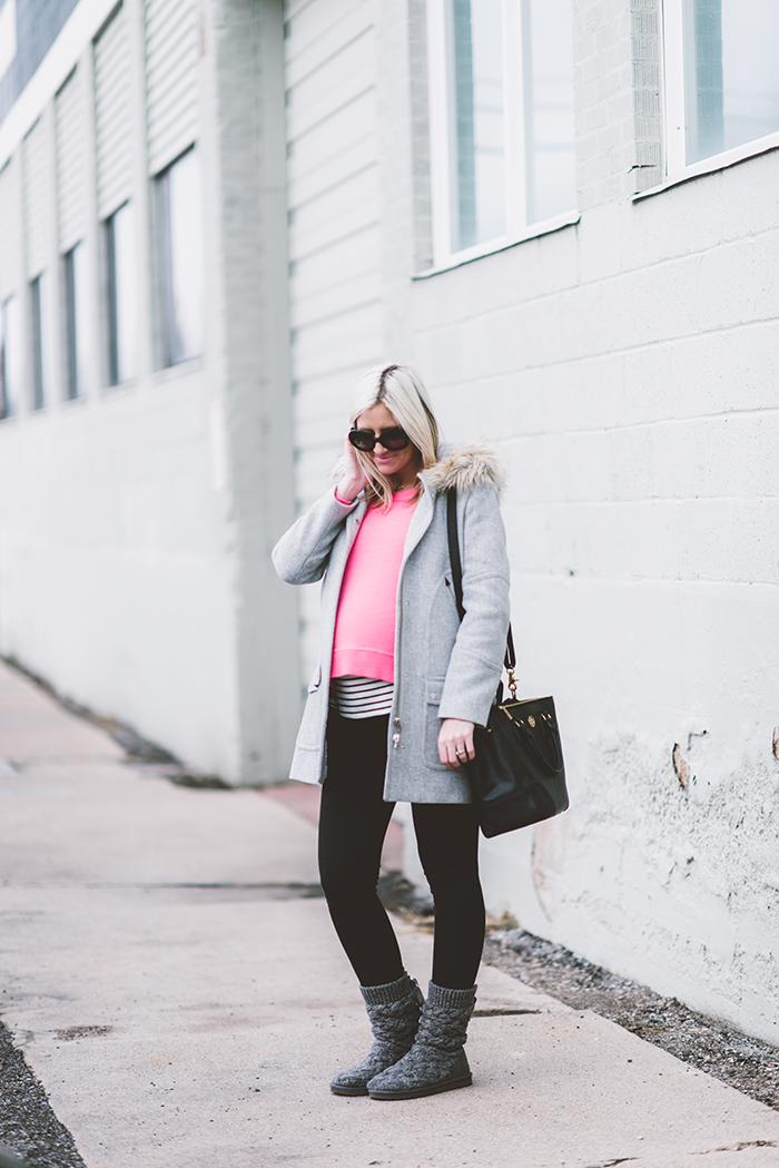LittleMissFearless_maternity-stripes-pink-4