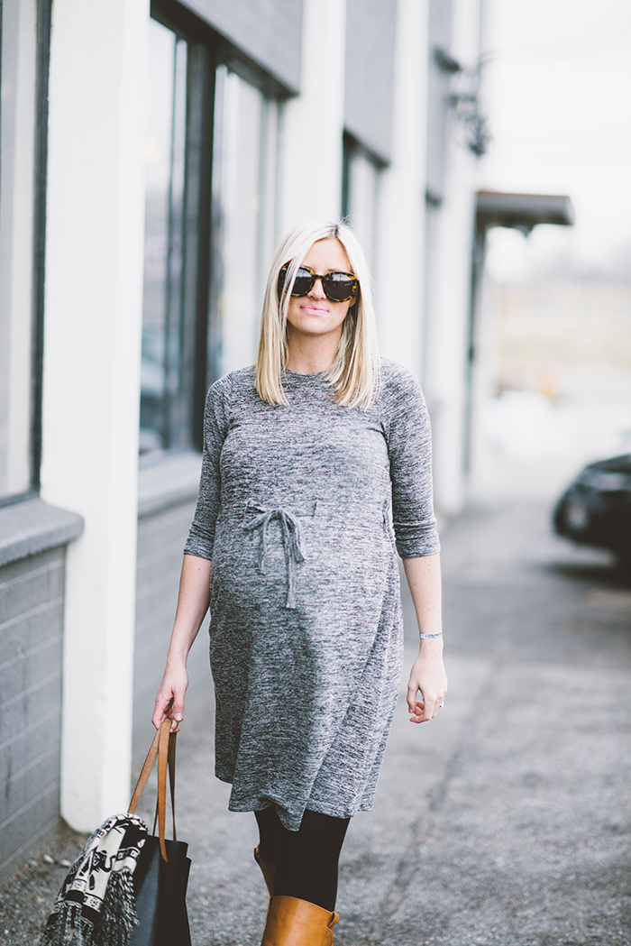 LittleMissFearless_AsosMaternityDress1