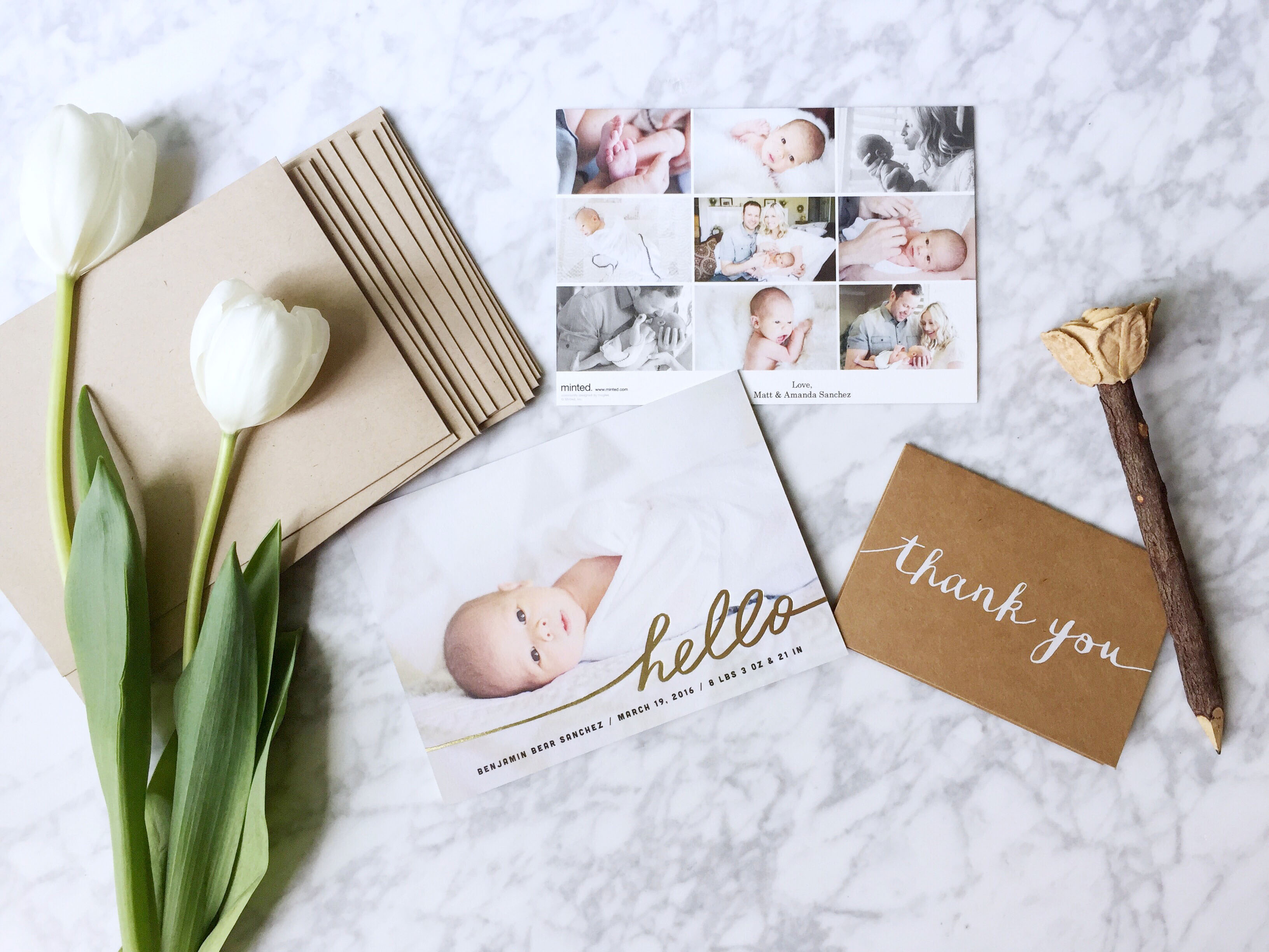 LittleMissFearless_Minted birth announcements 4