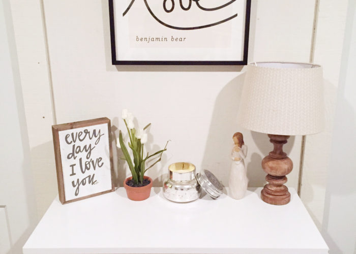 Nursery Update with Minted