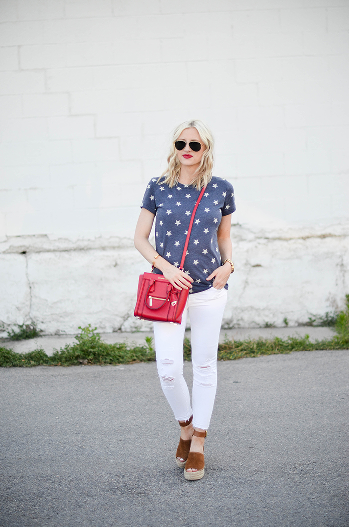 LittleMissFearless_ILYCouture July 4th Stars Tee-3