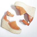 For Sale: Marc Fisher 'Adalyn' Espadrille Wedges (New, Unused)