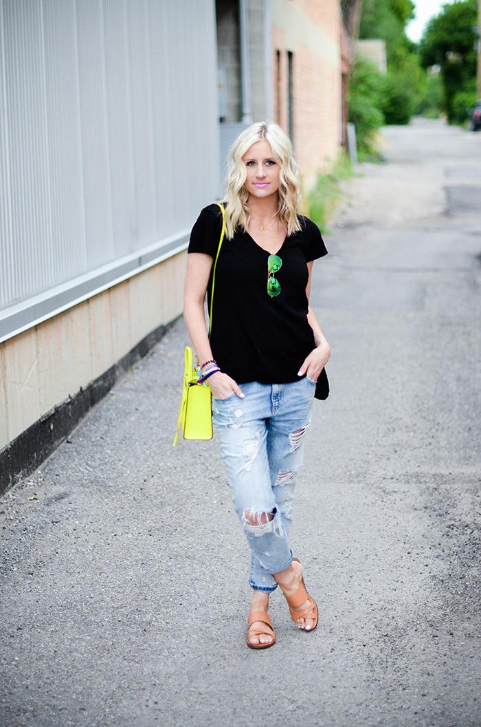 LittleMissFearless_neon yellow outfit ideas-11