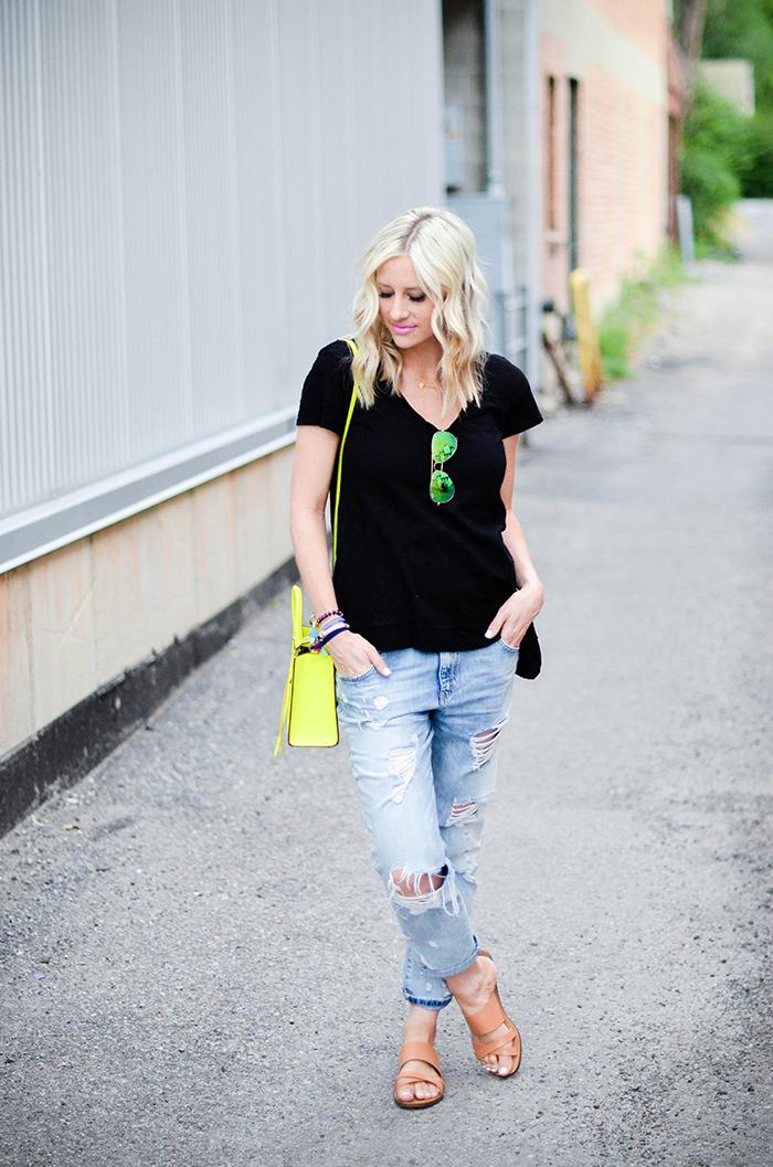LittleMissFearless_neon yellow outfit ideas-12
