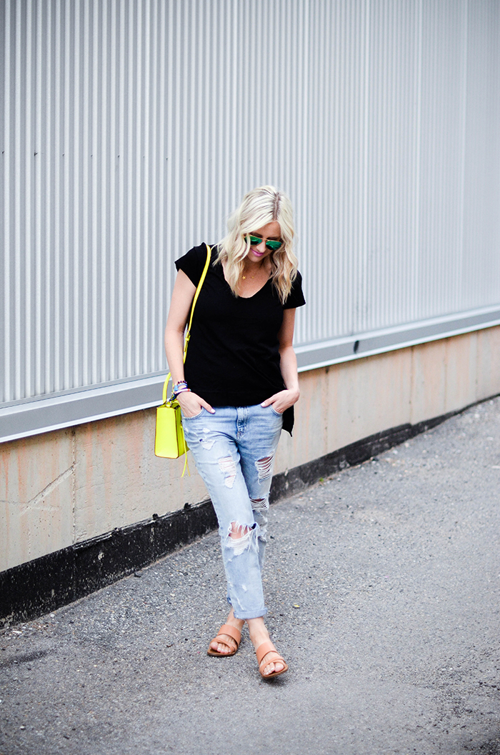 LittleMissFearless_neon yellow outfit ideas-2