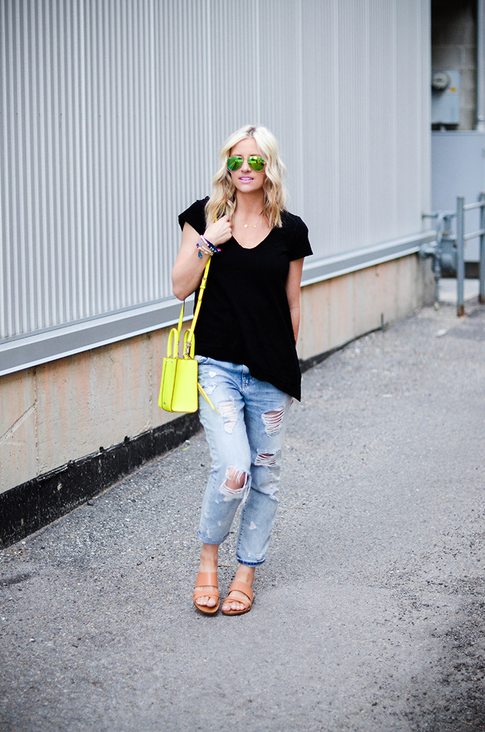 LittleMissFearless_neon yellow outfit ideas-3