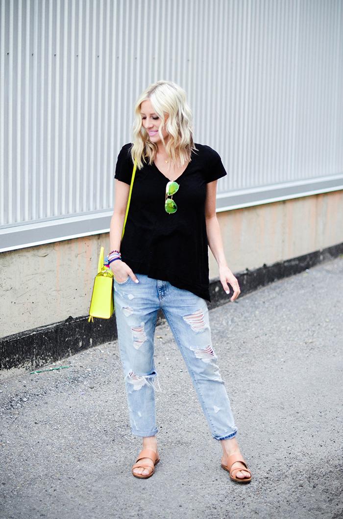 LittleMissFearless_neon yellow outfit ideas-9