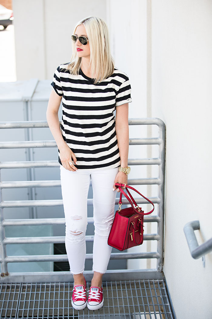 LittleMissFearless_black-white-stripes-red-1