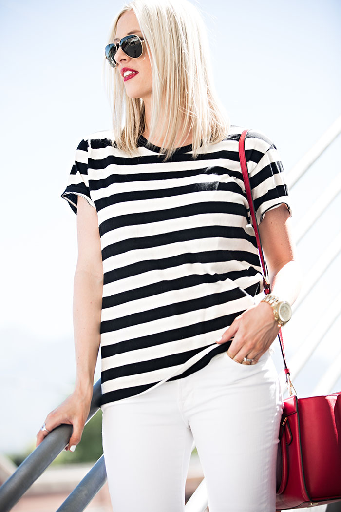 LittleMissFearless_black-white-stripes-red-4