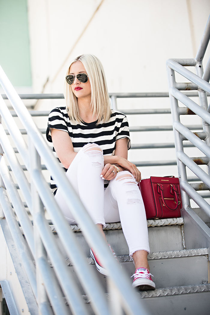 LittleMissFearless_black-white-stripes-red-6