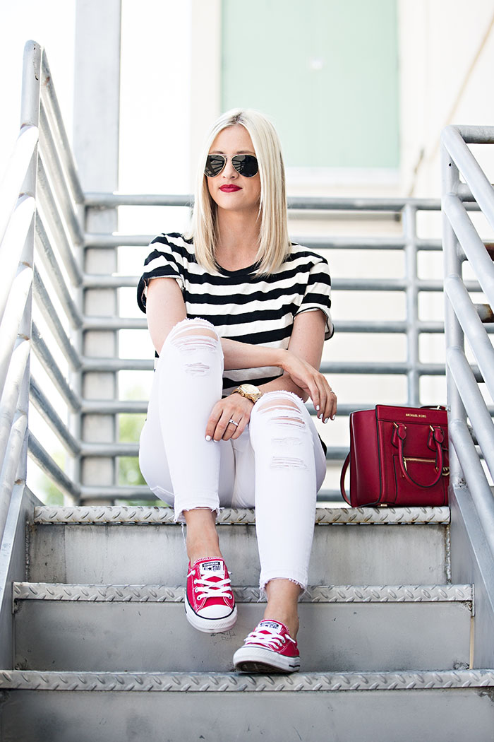 LittleMissFearless_black-white-stripes-red-8