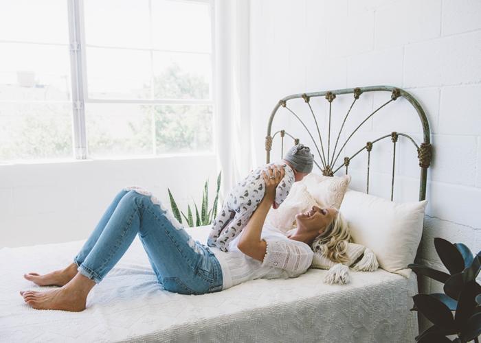 3 Tools That Helped my Newborn Sleep Through the Night