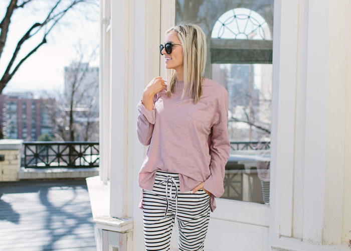 How to Get Away With Wearing Pajamas Outside…