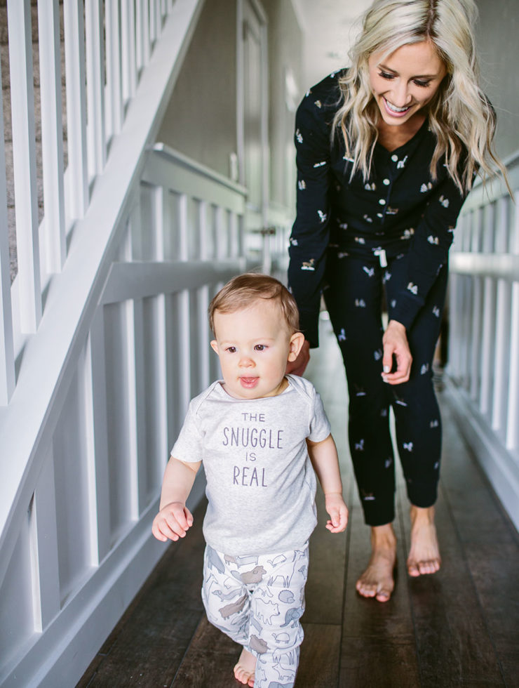 A baby changes everything. Newborn clothes, baby boy clothes and baby shower gift ideas for every stage. | Little Miss Fearless | Carter's