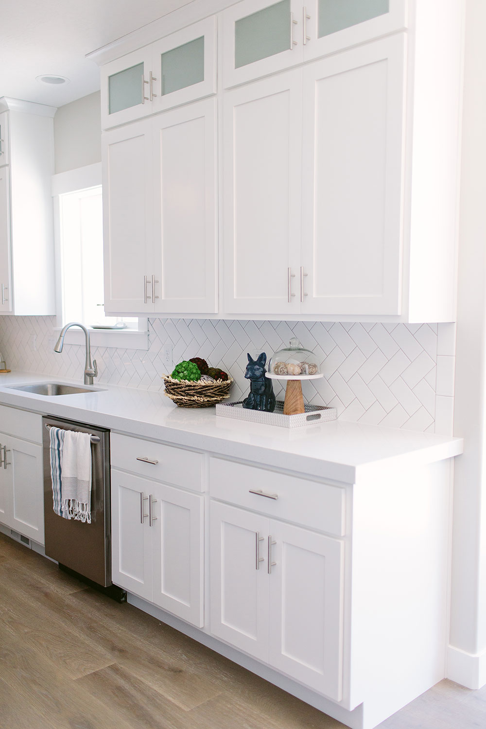 Top Questions Custom Home Building | Little Miss Fearless | Concord Homes | Custom Kitchen | White Kitchen