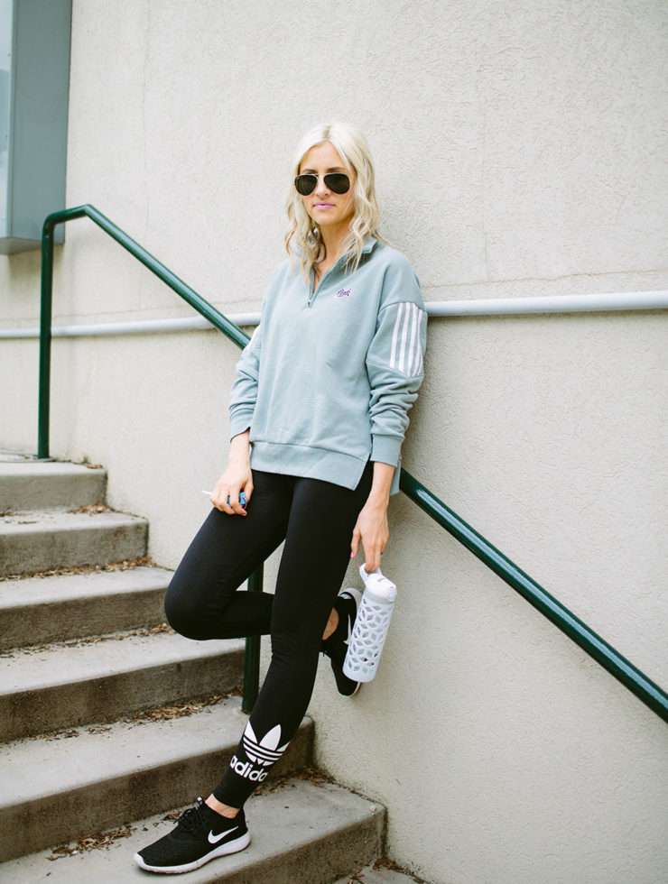 how to dress sporty | adidas | asos | Little Miss Fearless