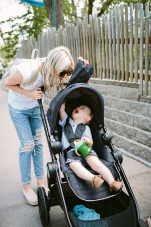 Best strollers for going to the zoo | Best durable strollers for toddlers | Best places to stroll guide | Baby Jogger | City Select Lux Stroller | Little Miss Fearless