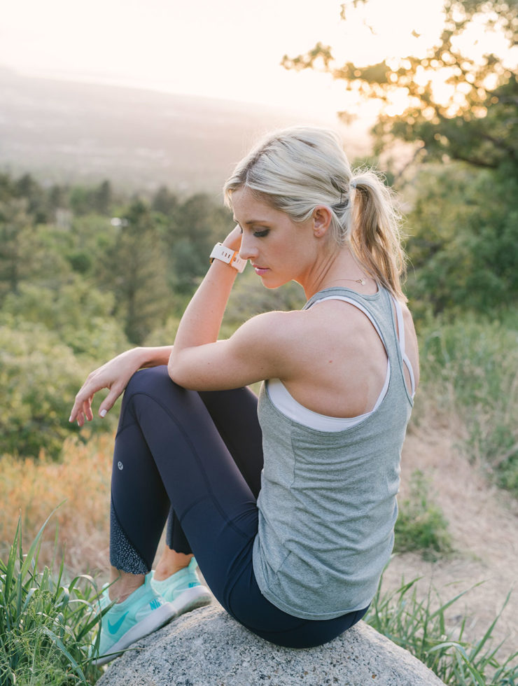 outdoor running inspiration | how to do the whole 30 plan | paleo for girls | workout outfit ideas | Little Miss Fearless