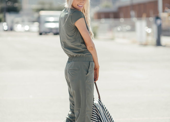 4 Ways to Wear a Jumpsuit