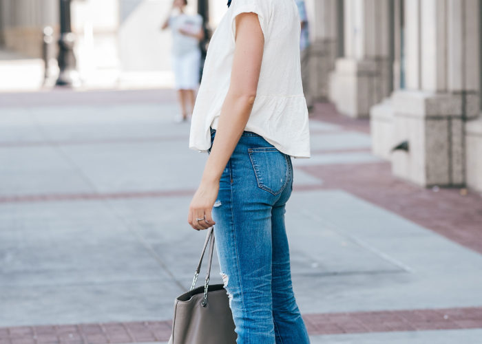 An Easy + Affordable Way to Update Your Favorite Basics
