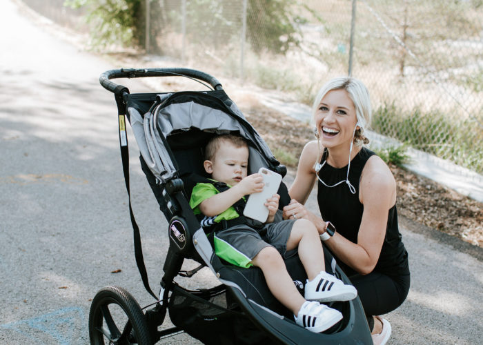 3 Simple Habits of Fit and Healthy Moms