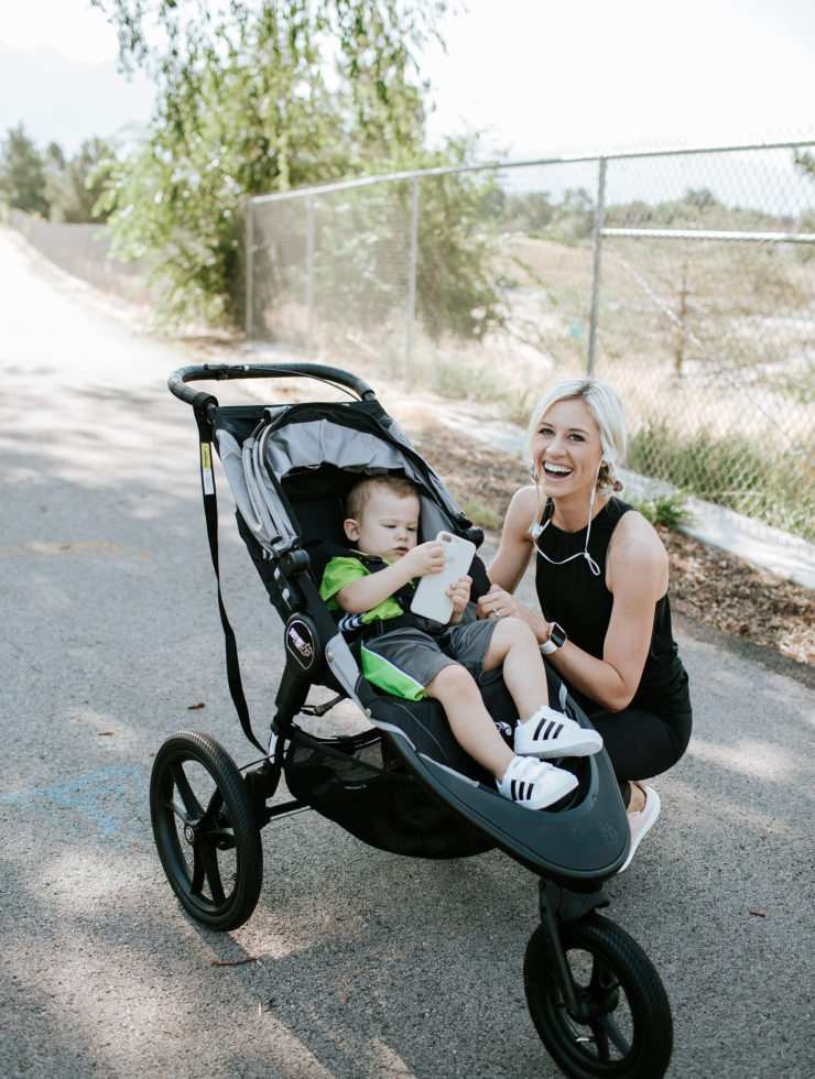 3 Simple Habits of Fit and Healthy Moms | Little Miss Fearless