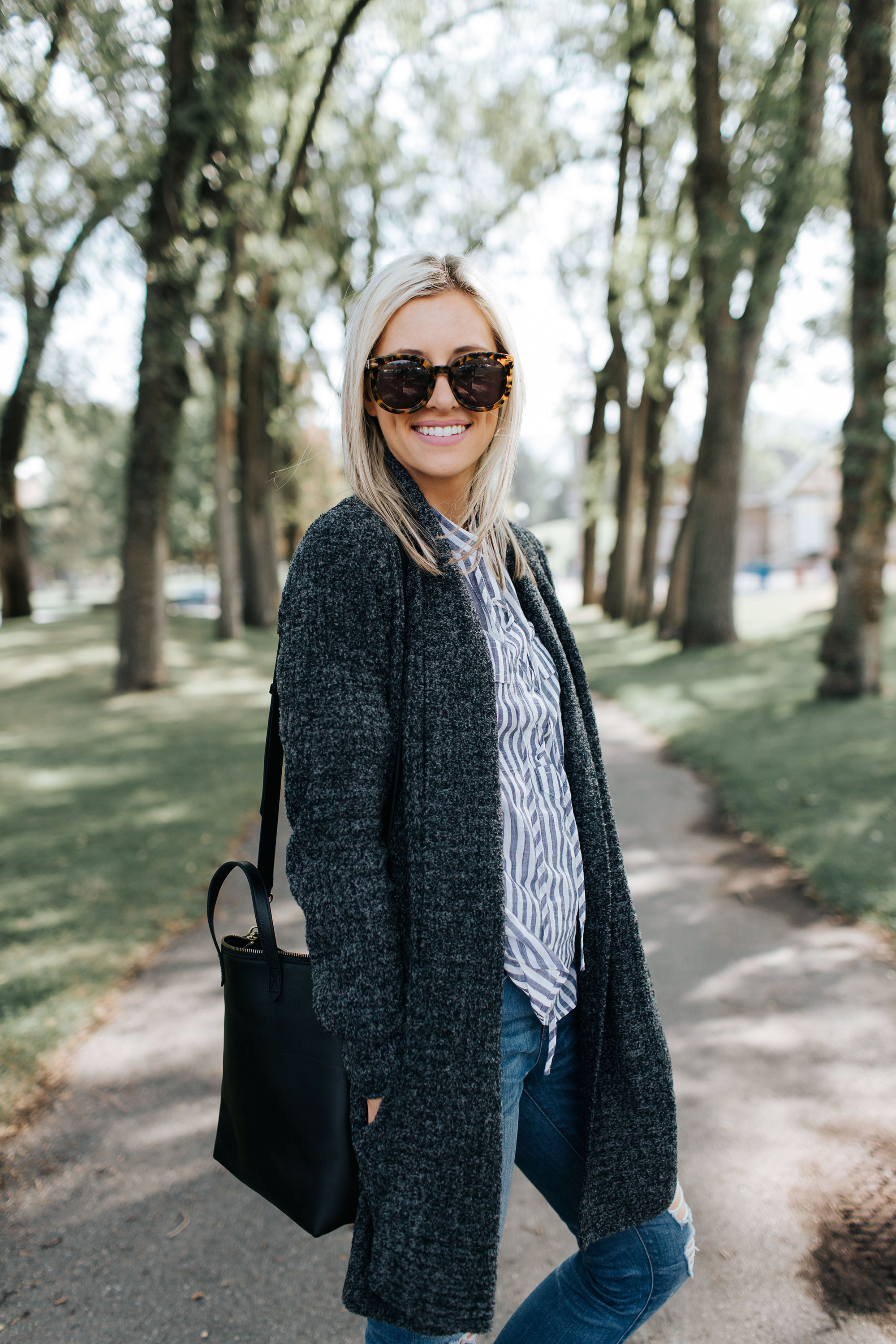 2 Tips for Effortless Personal Style + A Don't-Miss QVC Sale! | @barefootdreams @QVC | Little Miss Fearless