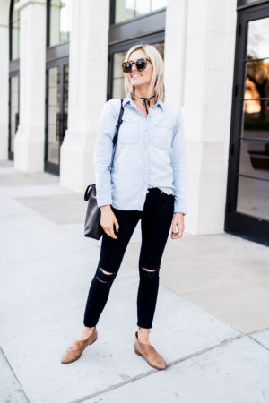 Capsule Wardrobe Favorites From One of the Best Sales of the Year | Little Miss Fearless